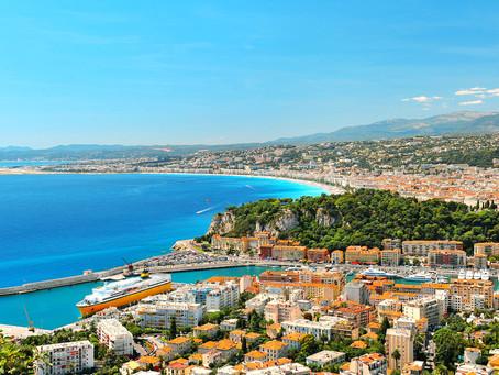 Besson ( le vrai), le piéton de Nice