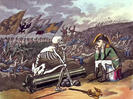 Sous Macron, Napoléon est toujours dans l'imaginaire mondial