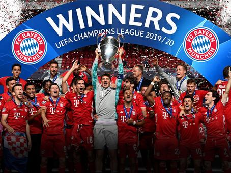 C 1 2021: Bayern Munich super favori