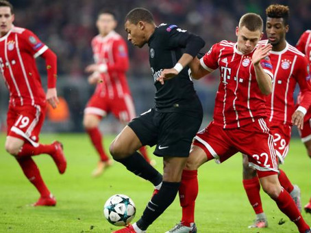 Quart de C1 2021: PSG-Bayern Munich