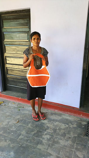 an orange white striped eco bag.jpg