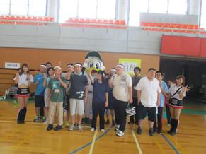 山武スポーツ大会に参加しました。