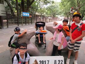 千葉動物公園に外出してきました。