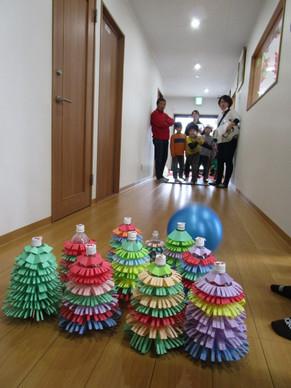 手作りボーリング大会(あさひ)