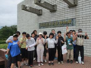 国立歴史民俗博物館へ見学に行きました。
