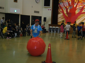 八街市ふれあいスポーツに参加しました。