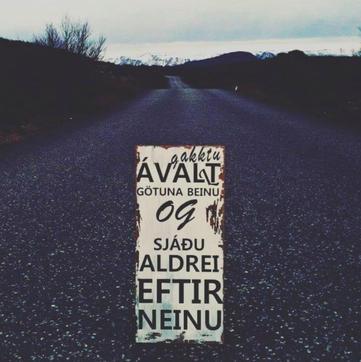 Ljóð eftir Maggý Mýrdal