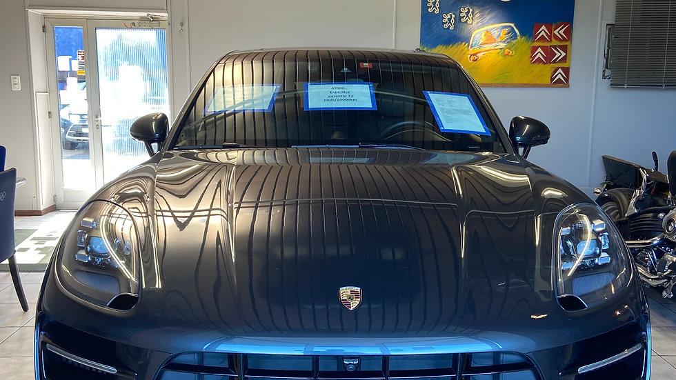 Porsche Macan 3.6 V6 Turbo