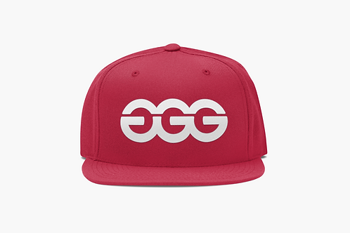 Euro Game Gear (EGG) Snapback- RED