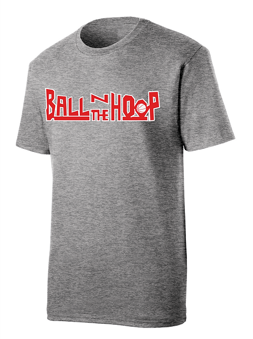 Ball N The Hoop - Grey