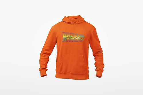 Back To Get Buckets- Hoodie (Orange)