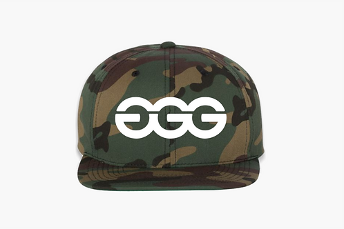Euro Game Gear (EGG) Snapback- CAMO