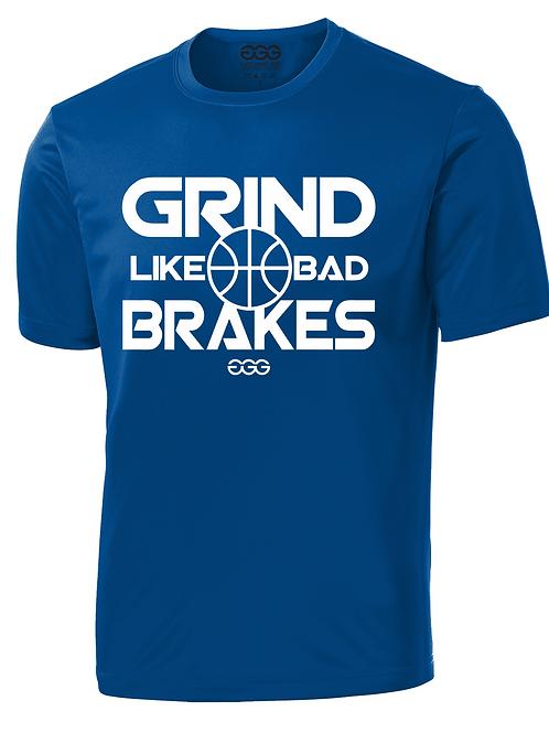 Grind Like Bad Brakes - Royal Blue