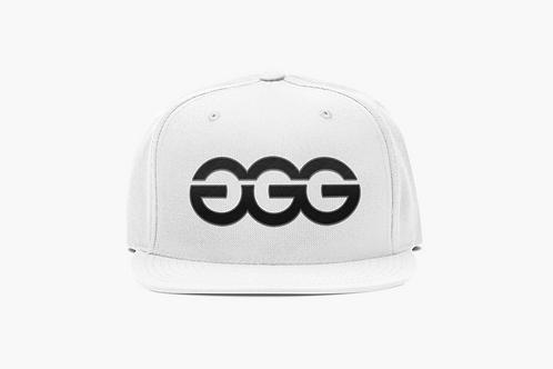 Euro Game Gear (EGG) Snapback-WHITE