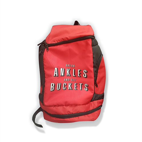 BREAK ANKLES AND GET BUCKETS- BACKPACK