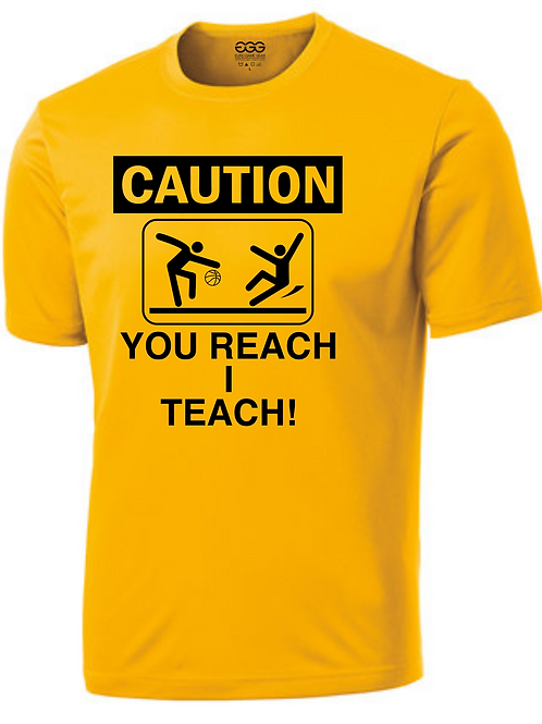 YOU REACH I TEACH