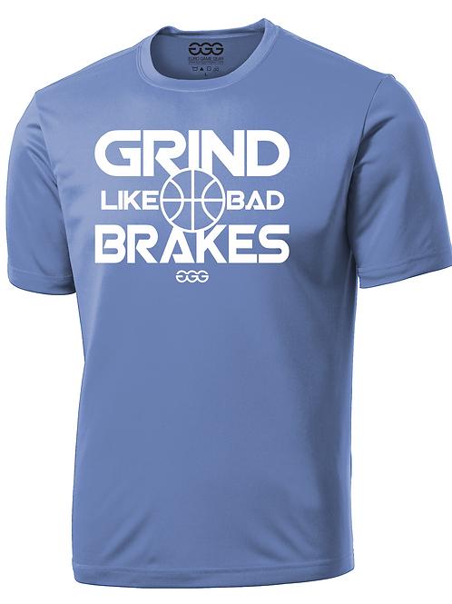 Grind Like Bad Brakes - Light Blue