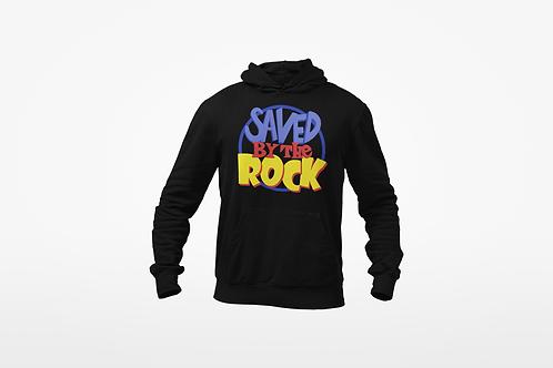 Saved By The Rock-Hoodie (Black)