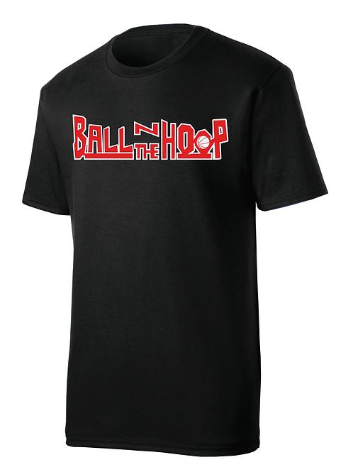 Ball N The Hoop - Black