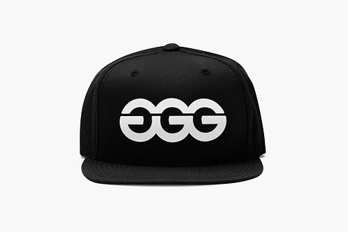 Euro Game Gear (EGG) Snapback- BLACK