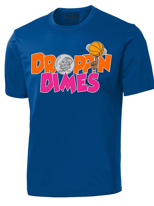 DROPPIN DIMES - ROYAL BLUE