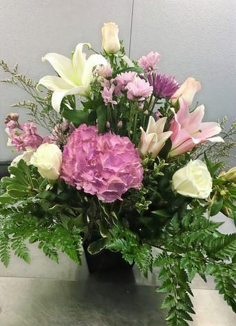 Purple Spring Bouquet