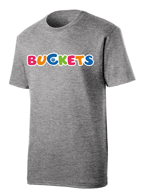 BUCKETS 1 - Grey