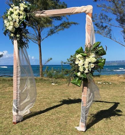 Mokulea Beach Wedding
