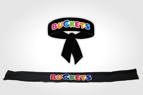 BUCKETS- DRI HEADBAND