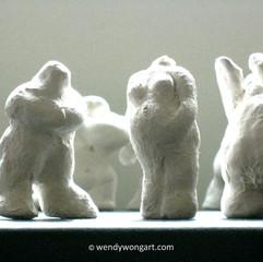 White Dolls