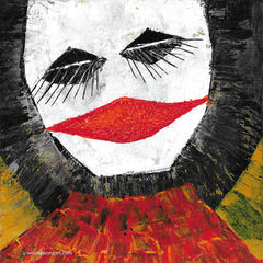 Acrylic on Paper 35x 35 cm 2011