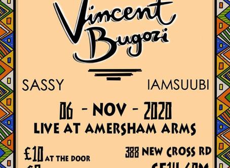Live Gig @ Amersham Arms!
