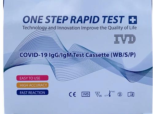 Covid-19 At-Home Antibody Test Kit