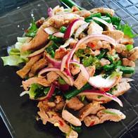 Nam Tok (Pork grilled)