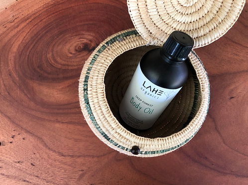 Deep Forest Body Oil
