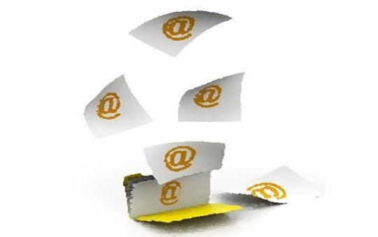 Folder Fly E-mail