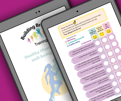Building Bridges launches self-assessment tablet quizzes