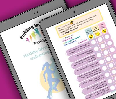 Building Bridges launches self-assessment tablet quizzes