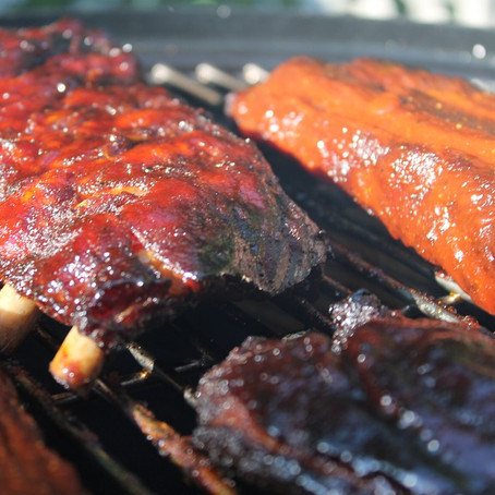 Catch a Game & BBQ at Aviator's