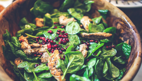 How To: Eat Healthy for the Holidays at BNA