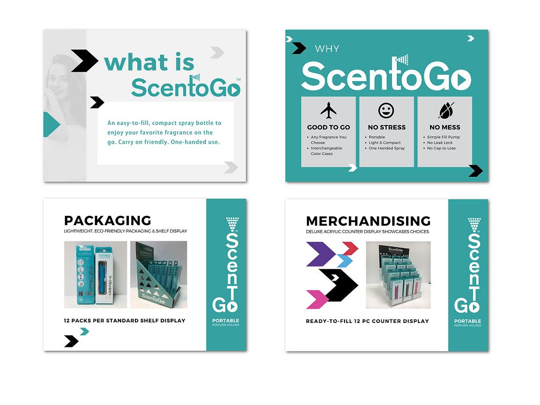 ScentoGo Slide Deck Examples