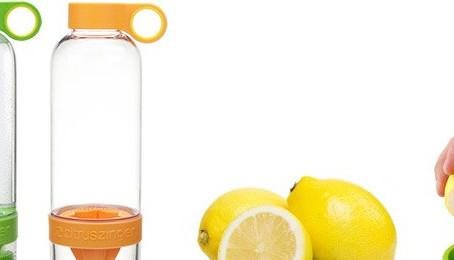 Refillable Water Bottles Make Hydration Easy