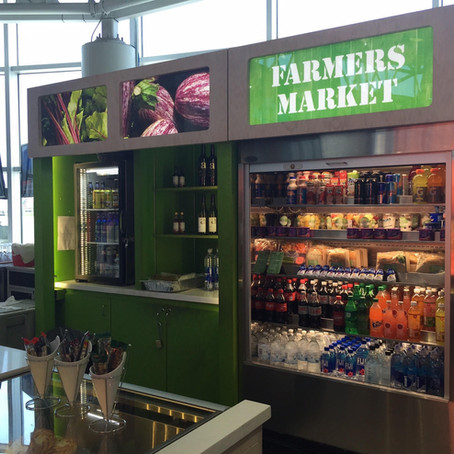 Fresh & Healthy at Farmer's Market