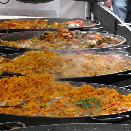 Spanish Family Recipes for Breakfast, Lunch & Dinner