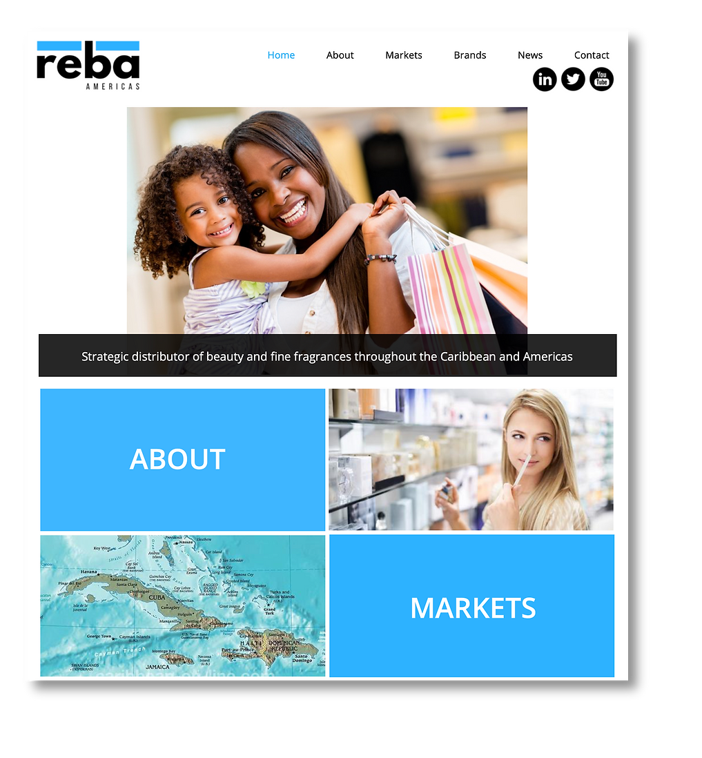Reba Website Home page.png