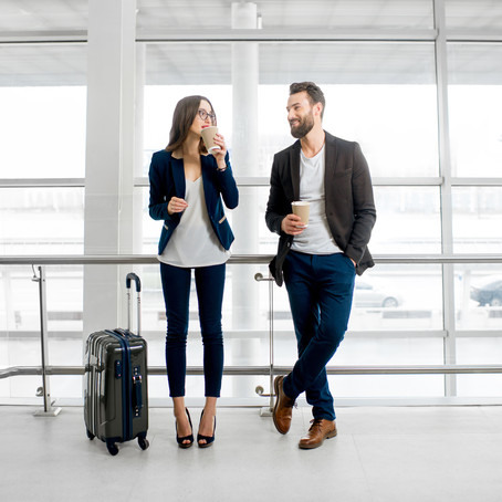 Travel with Co-Workers: Tips to Stay Happy