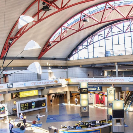 Pittsburgh Int'l Airport - 10 Little Known Facts
