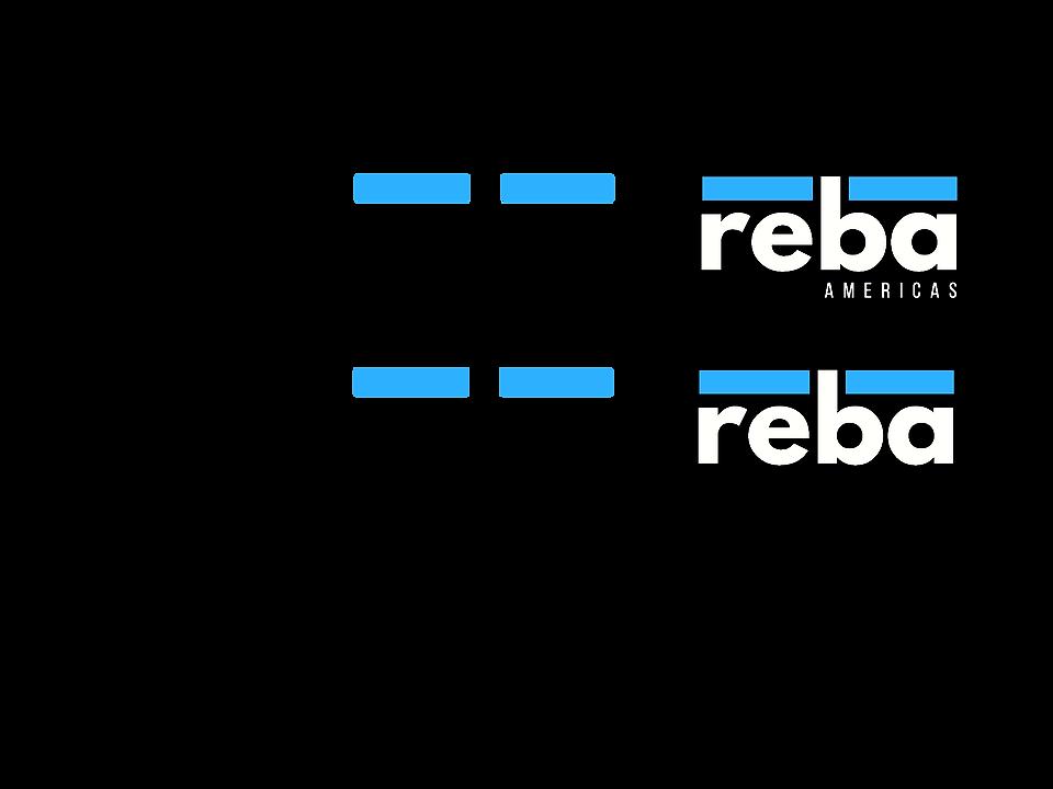 New Logos - Reba Americas