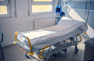 Cath Lab recovery bed.jpeg