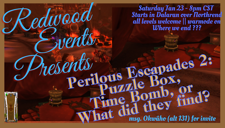REP Perilous Escapades puzzle box 1 1.23